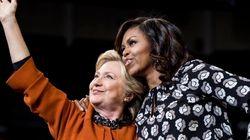 'Existe alguém mais inspiradora do que Michelle Obama?', questiona