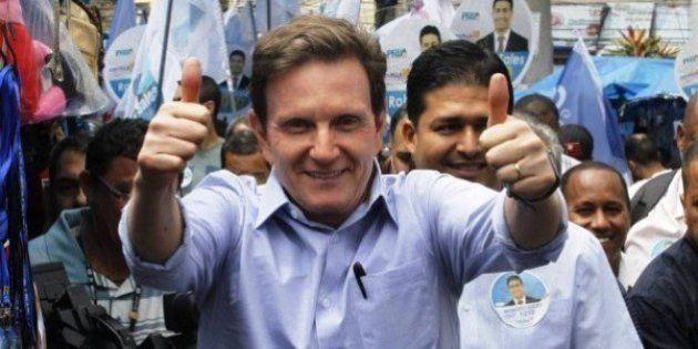Sob a sombra da igreja evangélica, Crivella assume a Prefeitura do Rio de
