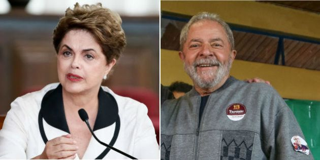 Sem petistas na disputa, Dilma e Lula não vão votar no 2º