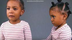 O mundo dela caiu ao descobrir que é 1 minuto mais nova que sua irmã