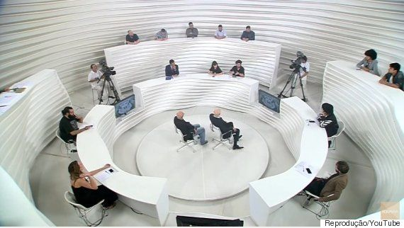 Com Karnal e Pondé, o conhecimento foi o centro do debate no 'Roda