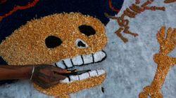 Dia dos Mortos é celebrado com orações e festa no
