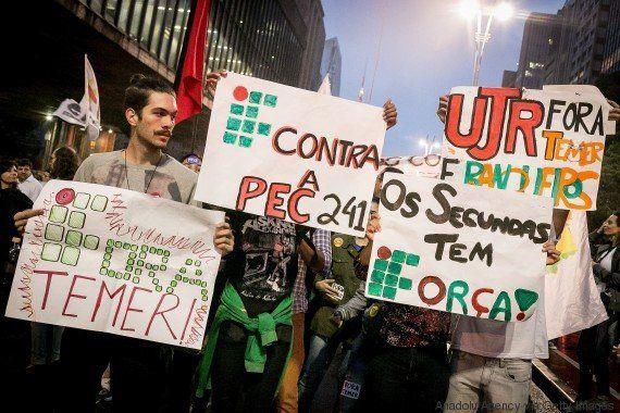 Por ocupações, MPF pede cancelamento do Enem em todo