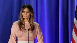 É sério? Melania Trump promete lutar contra bullying se for