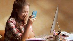 Cyberbullying está ligado ao aumento dos casos de automutilação entre