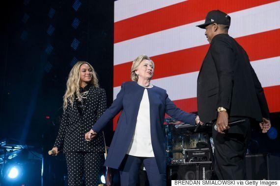 Beyoncé usa frase de Hillary Clinton dita em 1992 e faz discurso feminista em apoio à