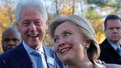 Hillary votou. E as primeiras - e pequenas - cidades a votar também escolheram
