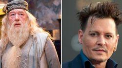 'Animais Fantásticos 2': Dumbledore e personagem de Johnny Depp são
