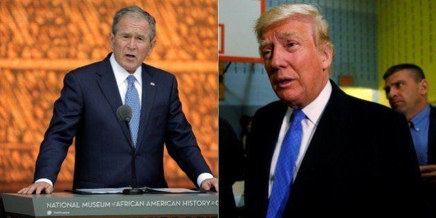 Ex-presidente George W. Bush não vota em eleição presidencial nos