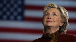 Hillary Clinton: 'O que quer que aconteça esta noite, obrigada por