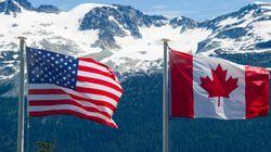 Trump lidera apuração e site de imigração do Canadá sai do