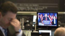Bolsas desabam pelo mundo com vitória de Trump e dólar cresce mais de 2% ante