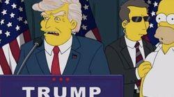 De volta para o futuro? Os Simpsons já sabiam que Trump seria presidente dos