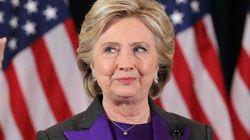 Hillary às mulheres: 'Nada me fez mais feliz do que ser a campeã de