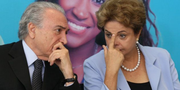 Planalto teme que TSE recomende cassação conjunta de Dilma e