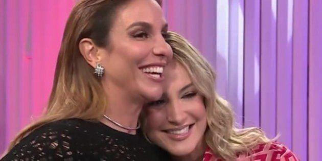 Ivete Sangalo e Claudia Leitte se encontram 'The Voice Brasil'. E a internet