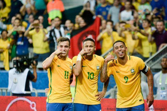 Virou passeio! Brasil dá aula na Argentina e deixa o 7 a 1 para trás no