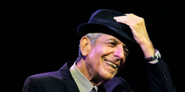 CORRECTS DATE OF STATEMENT - FILE - In this April 17, 2009, file photo, Leonard Cohen performs during...