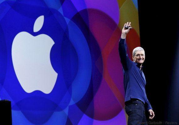 'Estenda a mão ao seu colega': O lindo email de Tim Cook aos funcionários da Apple após vitória de