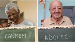 Você pode realizar o sonho de Natal destes idosos em campanha de