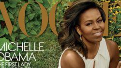 Última capa de Michelle Obama como primeira-dama na Vogue ficou