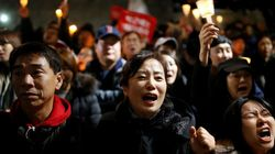 Coreia do Sul vai às ruas pedir a renúncia da presidente envolvida em escândalo