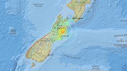 Forte terremoto atinge a região central da Nova Zelândia e gera alerta de