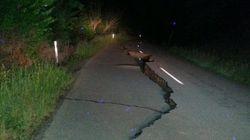 Os estragos do terremoto na Nova Zelândia, que fez duas vítimas e causa alerta de