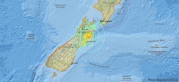 Terremoto na Nova Zelândia faz vítimas, racha estradas e causa alerta de