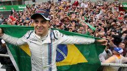 A despedida de Felipe Massa da F1, ovacionado, vai te fazer chorar