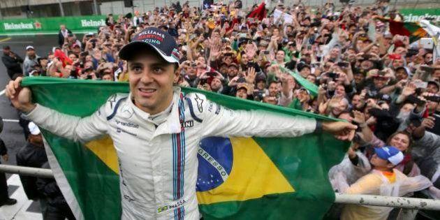 Show de lágrimas marca despedida de Felipe Massa da Fórmula