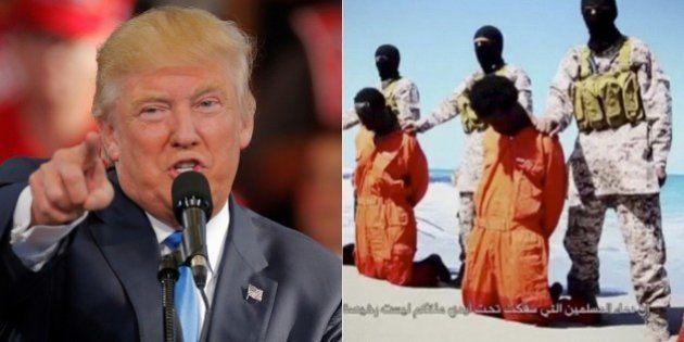 Jihadistas dizem que vitória de Trump servirá de combustível para atrair novos