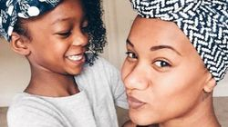 Após sua filha sofrer racismo, esta mãe deu uma aula de amor-próprio e empoderamento a