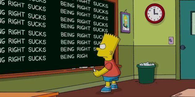 'Os Simpsons' lamenta ter 'previsto' eleição de