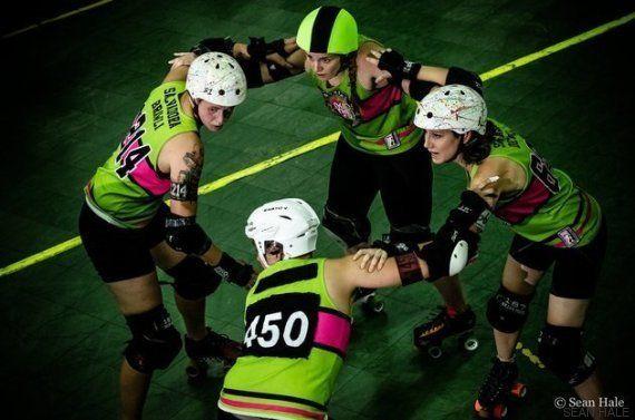 'Color Jam': Um projeto que celebra o roller derby e as mulheres apaixonadas pelo