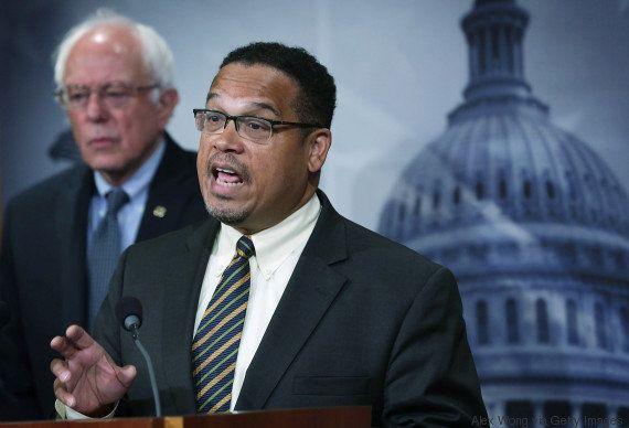 Keith Ellison: Negro, muçulmano e do interior. Este pode ser o novo presidente do Partido