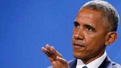 Em despedida na Europa, Obama mostra-se preocupado com futuro da