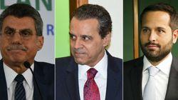 5 ministros caem em 7 meses de governo