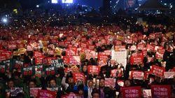 Pela quarta semana, milhares protestam por renúncia da presidente da Coreia do