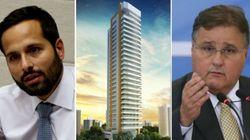 O apartamento de luxo pivô da demissão do ministro da