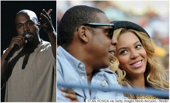 Em show encerrado em meia hora, Kanye West acusa Beyoncé de manipular o