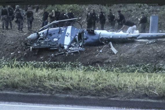 7 assassinados e queda de helicóptero. O que está acontecendo na Cidade de