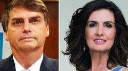 Bolsonaro critica Fátima por debate policiais x traficantes: 'Mídia completamente