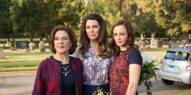 Eles já viram os 4 episódios de Gilmore Girls – leia as