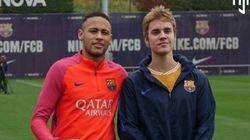 WHAT? A selfie 'milionária' de Justin Bieber e Neymar está deixando a internet