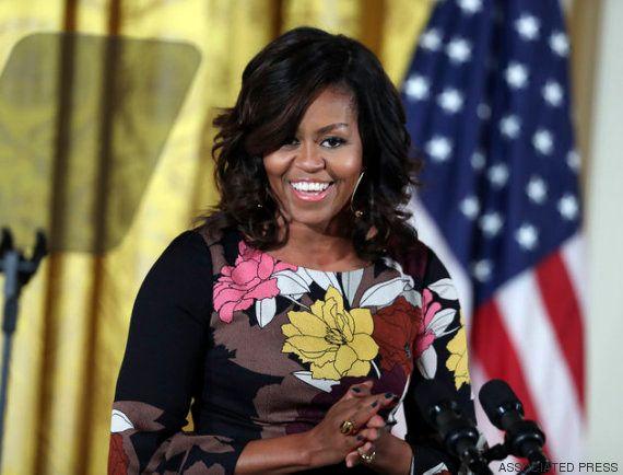 Seis ocasiões em que Michelle Obama defendeu a saúde