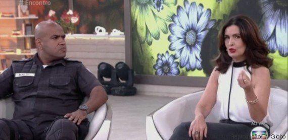 Fátima Bernardes após enquete polêmica: 'O programa sempre vai estar ao lado da