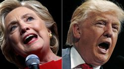 Trump volta atrás e desiste de processar Hillary por causa de