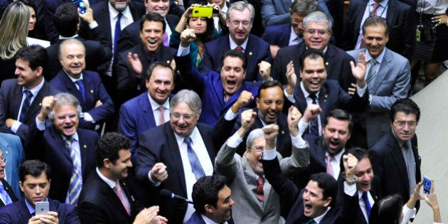 Por que a Reforma Política não vai andar -- mais uma