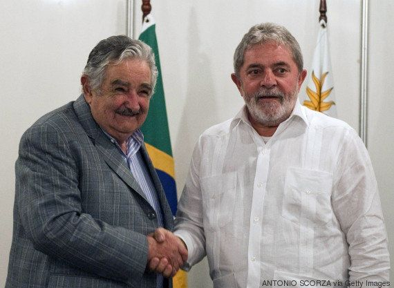 José Mujica vem a São Paulo. E junta-se a Lula em manifestação contra 'PEC do
